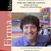 FERIA DEL LIBRO (FIRMA DE EJEMPLARES)